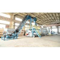 Buy cheap 15T fully continuous waste tyre(plastic) pyrolysis plant from wholesalers