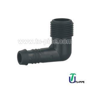 Quality PP Elbow Male / Insert DIN PN8 (Irrigation) wholesale