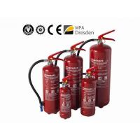 Buy cheap Fire Extinguisher EN3 Portable Dry Powder Fire Extinguisher from wholesalers