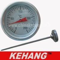 Cheap Bimetal Industrail Thermometer for sale