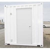 Cheap Trip Sides Rebated Edge Wind-proof Door for sale