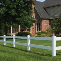 Cheap 2 rail horse fence-301 for sale
