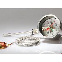 China Electric contact bimetal thermometer on sale