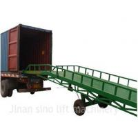 Mobile Hydraulic Yard Ramps