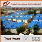 Steel building modular houes for worker camp