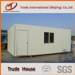 Cheap Steel building flat pack container house for sale