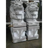 Cheap chinese granite lion for sale