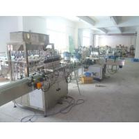 Cheap Oil bottle filling capping lab for sale