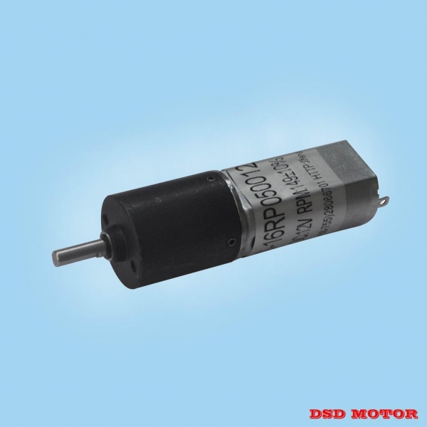 Ds 16rp050 16mm 6v 9v 12v dc planetary gear motor of dsdmotor Dc planetary gear motor