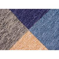 Cheap Living room with high-quality low-cut pile carpet for sale