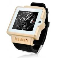 Cheap Gold-i6 2G/3G Smart watch phone Android 4.0 peration system for sale