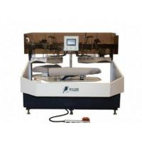 Cheap GARMENT FUSING & PRESSING Carrousel Front / Back Press Machine for sale