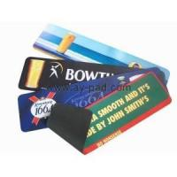 Cheap Eco-Friendly Custom Rubber Bar Runner , Promotional Beer Mats for sale