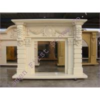 Buy cheap Artificial Stone Fireplace MFI188 from wholesalers