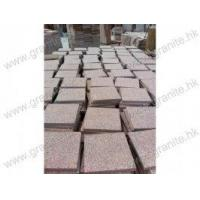 Cheap cheap red granite paver for sale