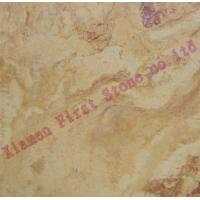 Buy cheap Chinese Marble HCM016 CHINA SUNNY GOLD from wholesalers