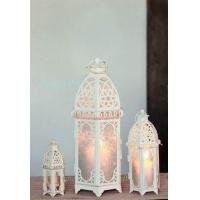 China Moroccan candle lanterns on sale