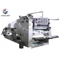 Buy cheap 10 Lanes Facial Tissue Paper Machine from wholesalers