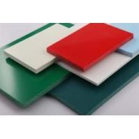 Buy cheap PVC rigid sheet(UV stabilized) from wholesalers