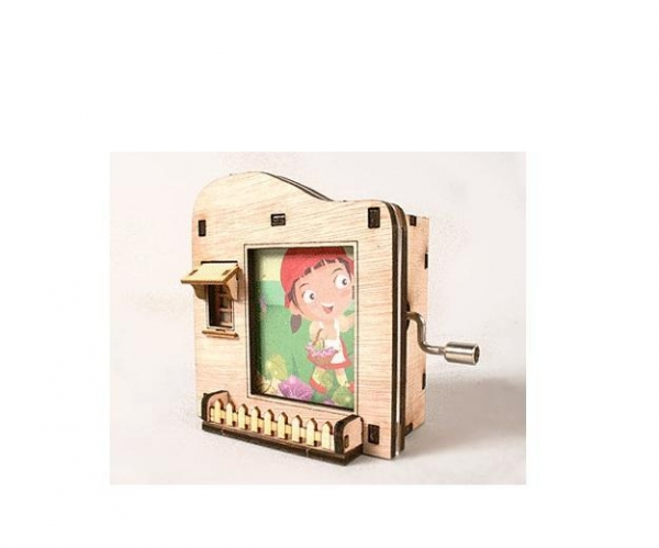 Quality Wooden Model Kit - Photo Frame Orgel wholesale