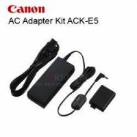 China Canon AC Adapter Kit ACK-E5 on sale