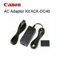 China Canon AC Adapter Kit ACK-DC40 on sale