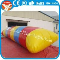 China inflatable water pillow on sale