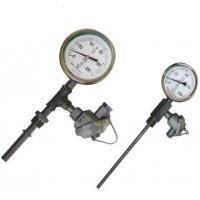 China Bimetallic thermometer-Bimetallic thermometer with thermocouple(Thermal resistance)-Bimetal the on sale
