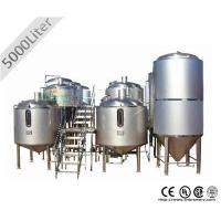 5000l Commercial Draft Beer Brewing System With