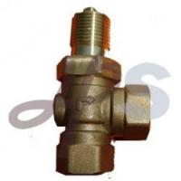 Cheap Brass stop valve for sale