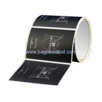 Cheap print self adhesive labels for sale