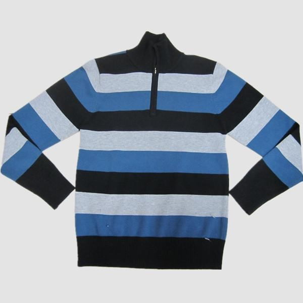 China Knitted men clothing with long sleeves Y209