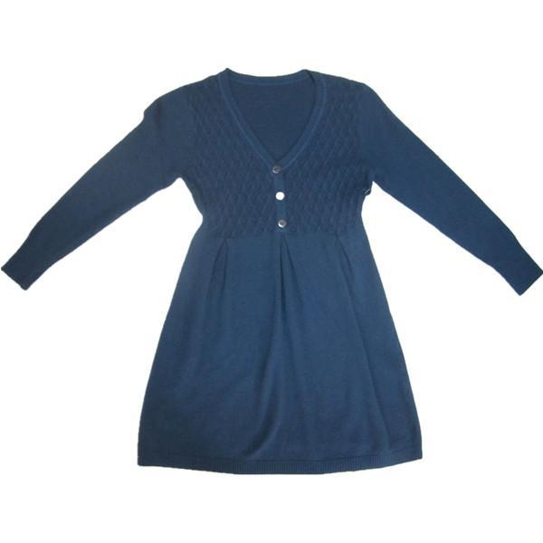 China Long sleeves sweater half cardigan for girls Y160