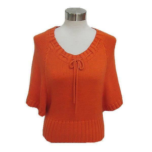 China Ladies batwing knitted sweater Y116