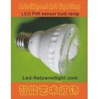 540lm LED Microwave Sensor Or PIR Motion Sensor Light Bulbs For Washing Room