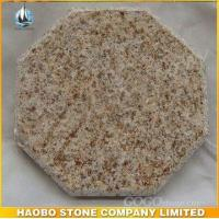 Cheap Yellow Granite Octagon Paving Stone for sale