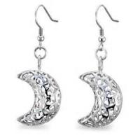 Cheap BY-E001 stainless steel earring hook wholesale