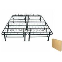China Metal platform bed on sale