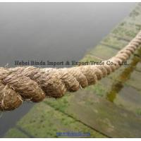 Cheap Marine Rope, Boat Rope, Jute Rope, Natural Fiber Rope, 3 Strands Twisted Rope for sale