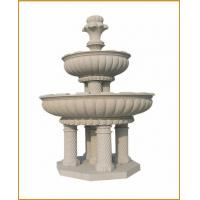 Cheap Natural Stone Gargen Carving Electric Water Fountain wholesale