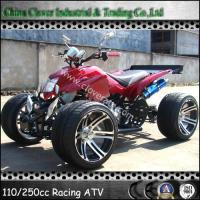 110CC ATV Equipped with Powerful Air Cooling Engine with Reverse Gear ATV