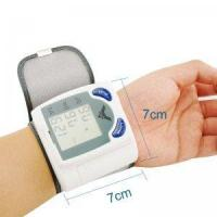 Cheap New Wrist Cuff LCD Digital Blood Pressure Pulse Monitor for sale
