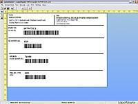 Cheap BARCODE LABEL SOFTWARE for sale
