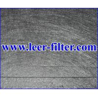 Cheap FeCrAl Sintered Fiber Felt for sale