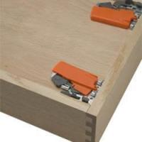 China Drawer Boxes Undermount Glide Clips Installed on sale