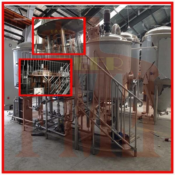 Fermenting Vessel And Bright Beer Tank Product Photos