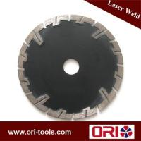 Cheap Protection Teeth Turbo Diamond Saw Blade for sale