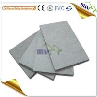 China 10mm Cement Decoration Board Drywall Non-asbestos Cement Boards on sale