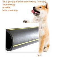 China high density polyethylene gas pipe on sale