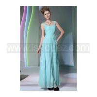 Cheap A line floor-length changeable silk prom dress & new fashion quinceanera dress for sale